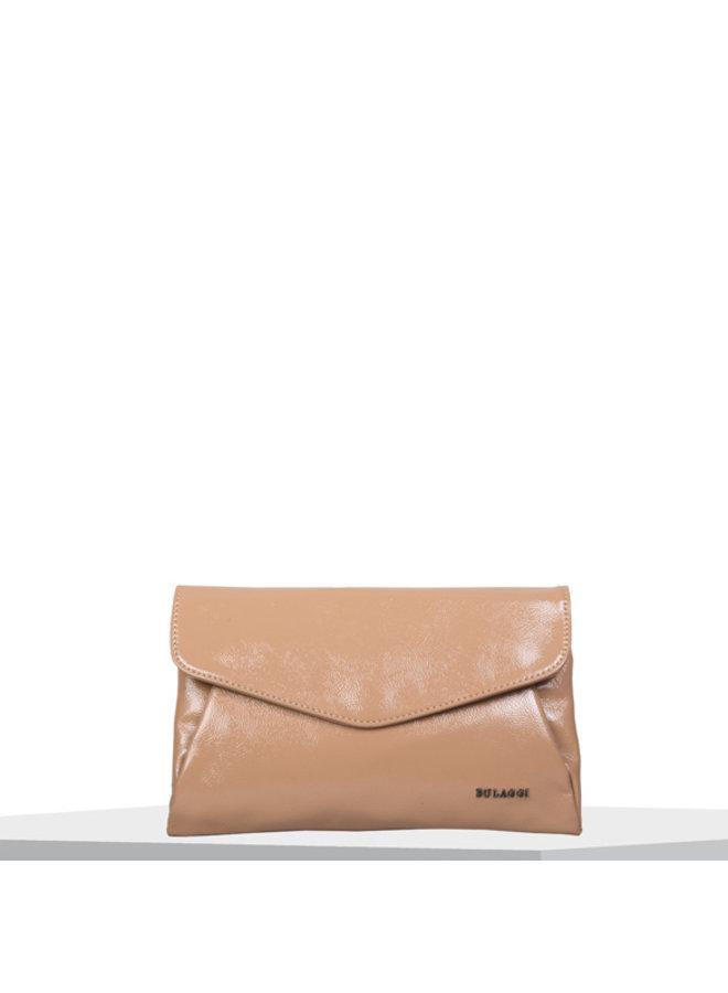 Clutch bag Acacia (camel)