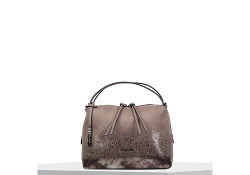 Handbag Amaryllis (taupe)