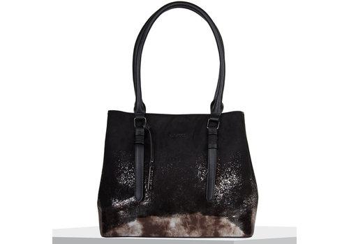 Shopper Amaryllis (zwart)