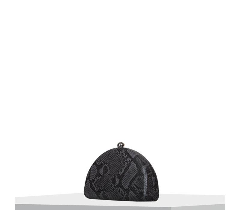 Clutch Quince (zwart)