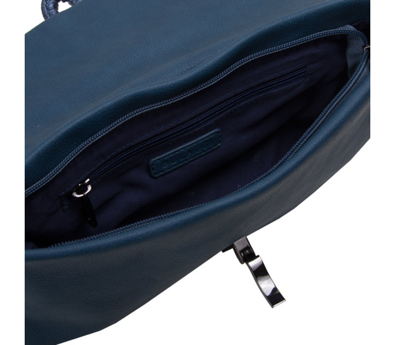 Clutch bag Bibis (denim blue)