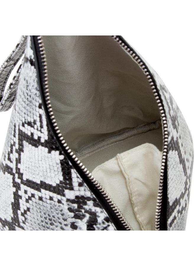 Handbag Mona (triangle) (white)