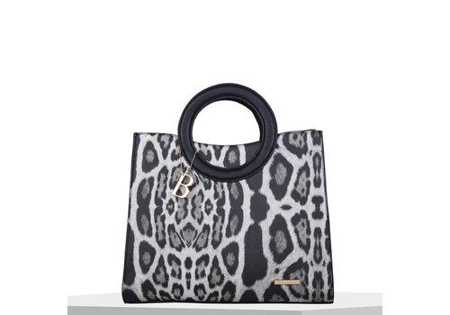 Handbag Leo (black)
