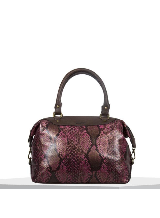 Handbag Protea (fuchsia)