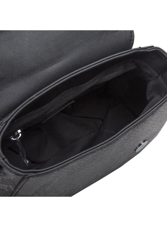 Crossbody tas Quince (zwart)