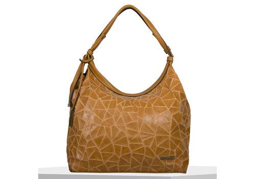 Hobo shoulder bag Cracky (camel)