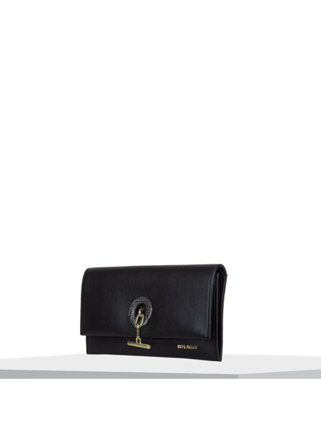 Clutch bag Quince (black)
