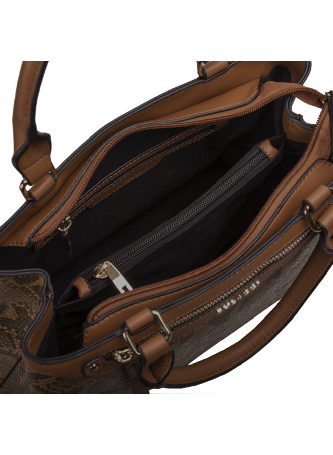 Handbag Quince (camel)