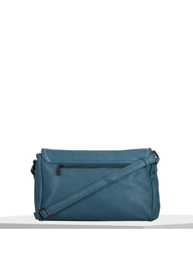 Crossbody bag Deb (emerald green)