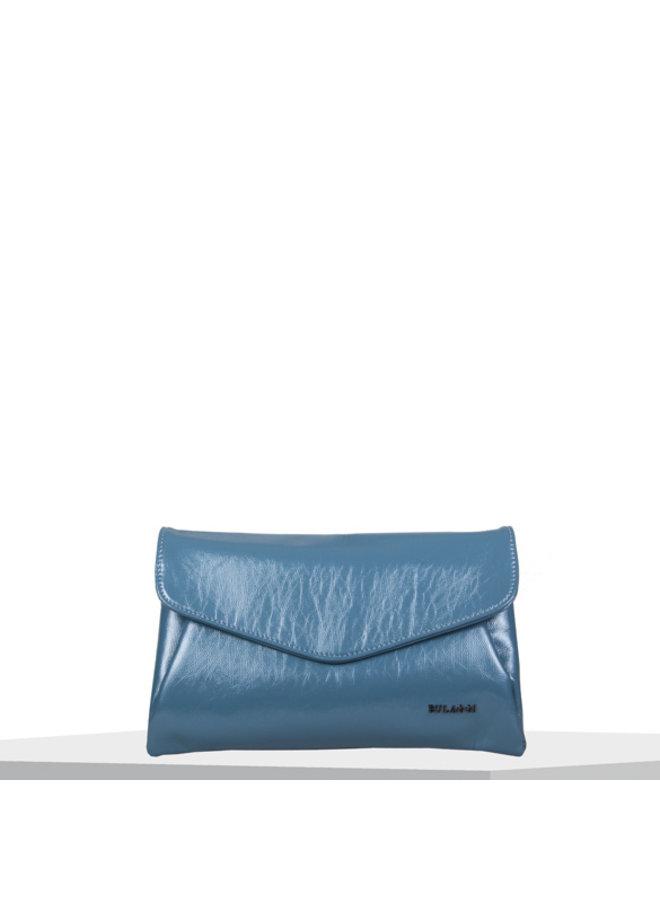 Clutch bag Acacia (denim blue)