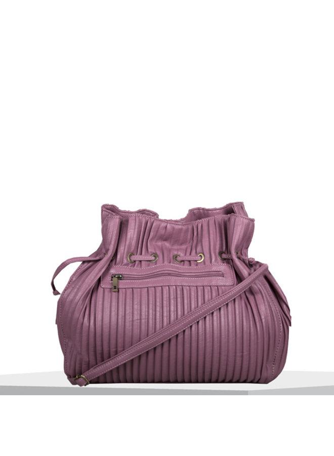 Crossbody bag Pleaty (dusty pink)