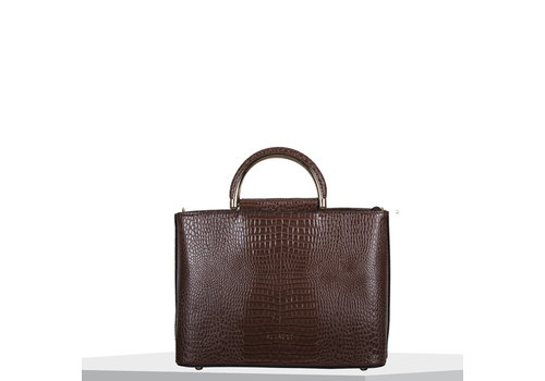 Handbag Liatris (dark brown)