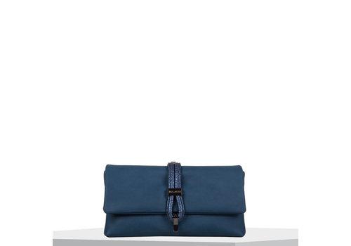 Clutch Bibis (denim blauw)