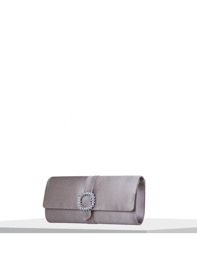 Clutch bag Stephi (taupe)