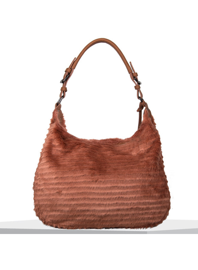 Hobo shoulder bag Ginger (rust)