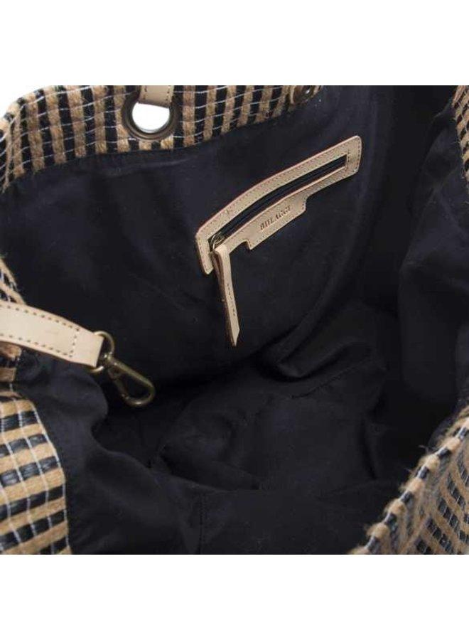 Shopper Sunny (zwart)