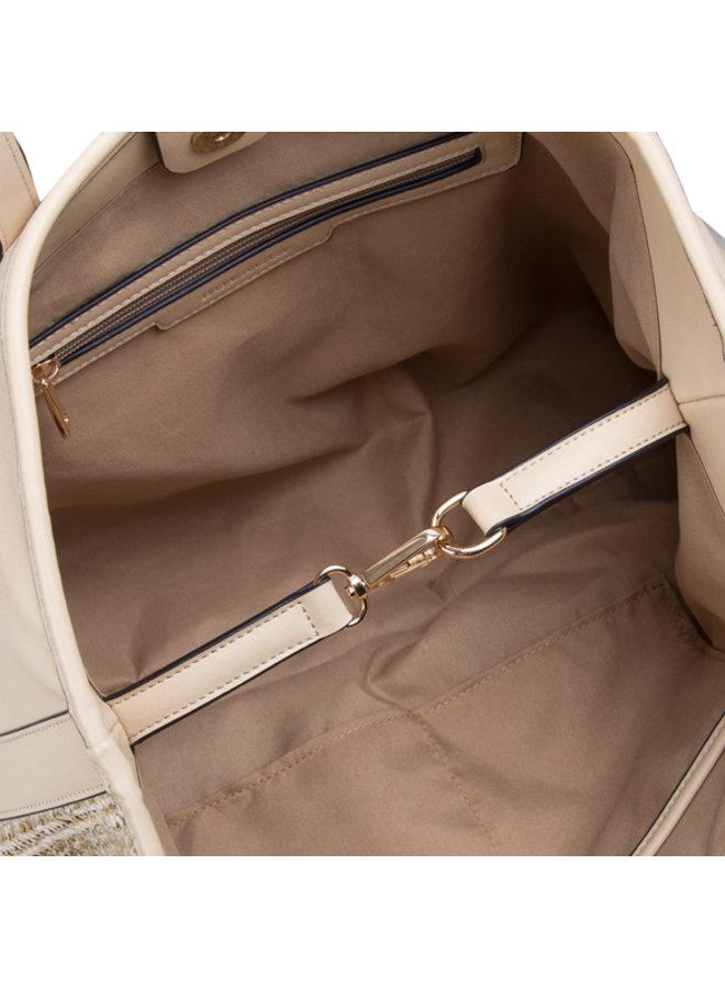 Shopping bag Sapphire (natural)
