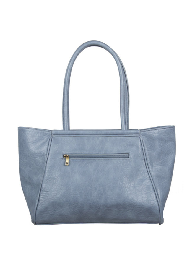 Shopper Puff (pastelblauw)