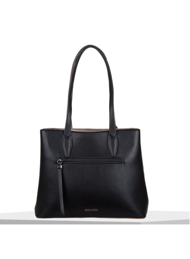 Shopping bag Livid (black)
