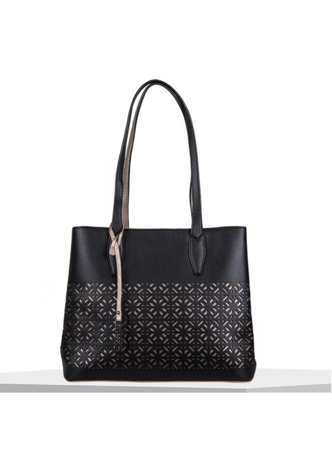 Shopper Livid (zwart)
