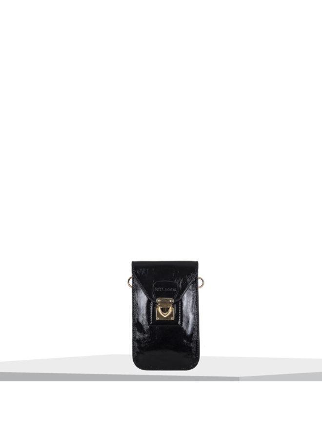 Telefoontasje Acacia (zwart)