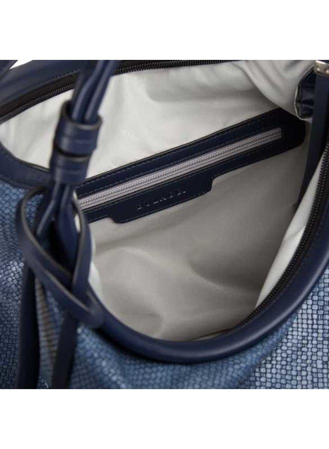 Hobo schoudertas Mila (blauw)