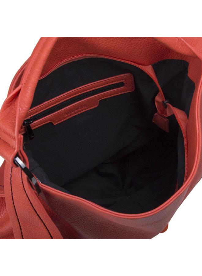 Hobo shoulderbag Deb (orange)