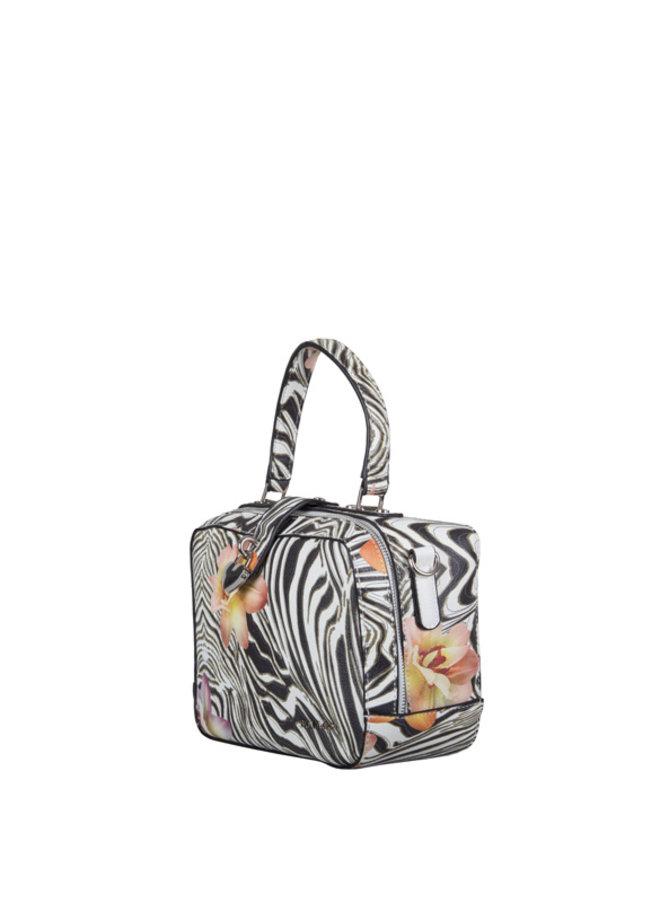 Handbag Zebraflower (multicolour)