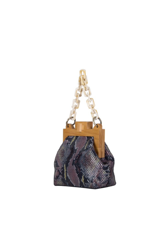 Handbag Tivoli (multicolour )
