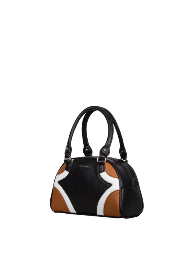 Handbag Sharkskin (black)