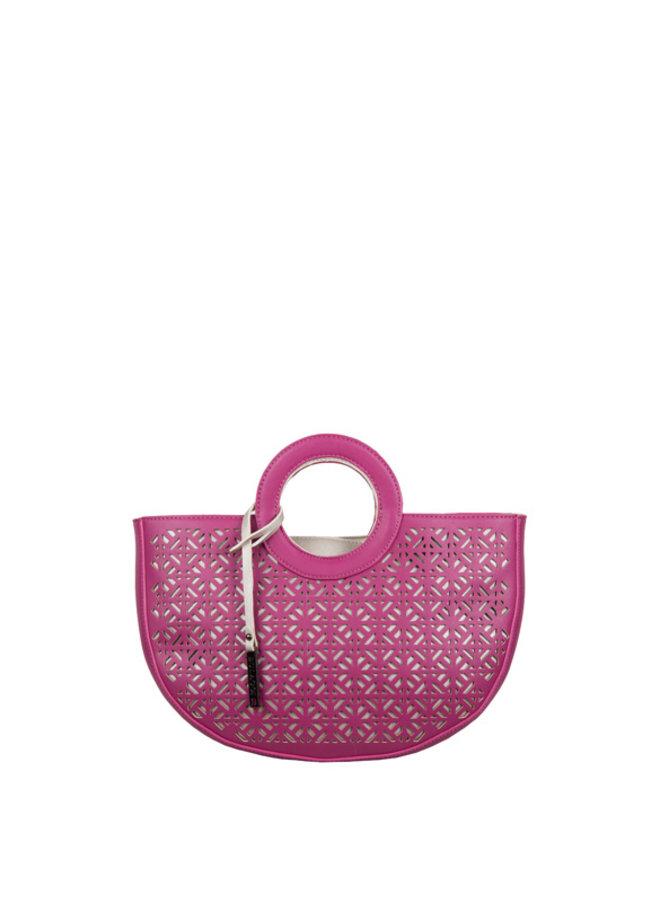 Handbag Livid (fuchsia)