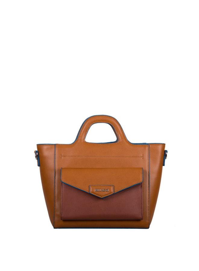 Handbag Drummond (cognac)