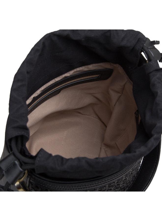 Handtas Atomic (zwart)
