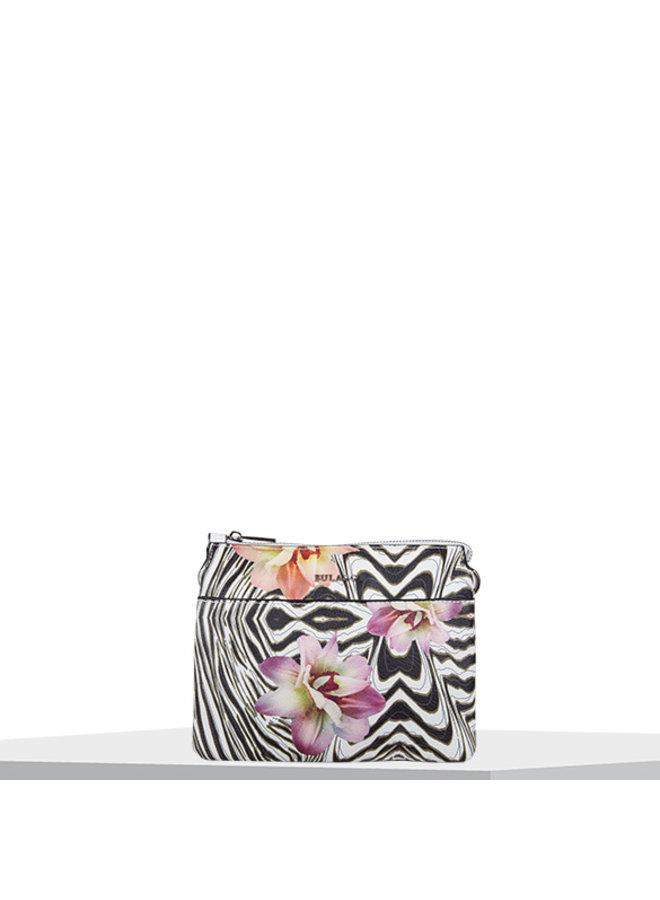 Crossbody tas Zebraflower (multikleur)