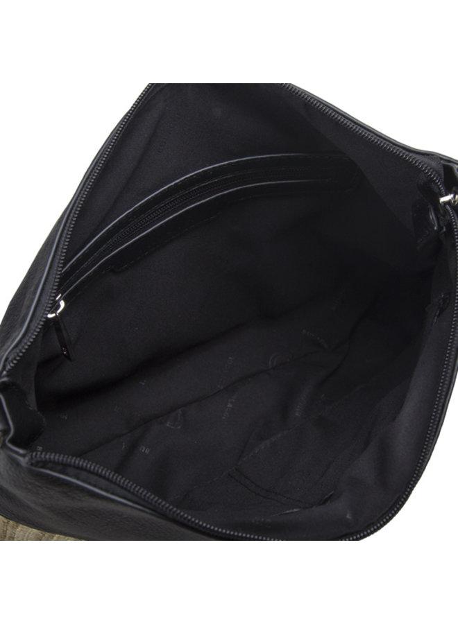 Crossbody tas Silt (zwart)