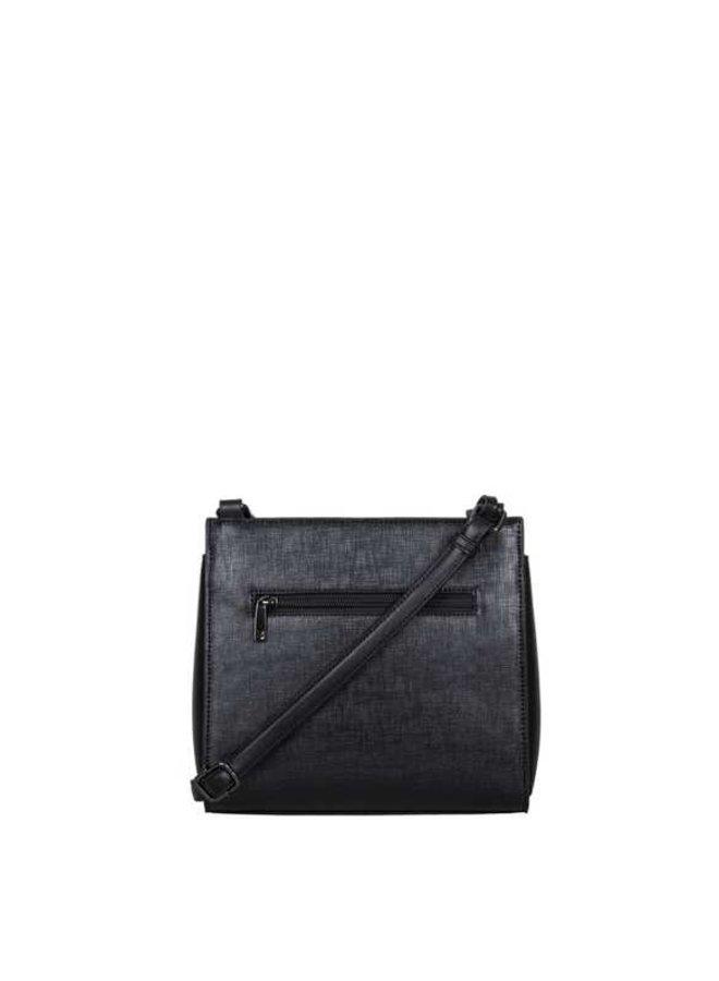 Crossbody bag Gauze (black)