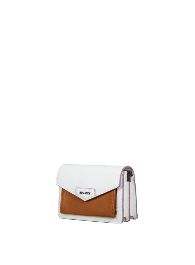 Crossbody bag Drummond (white)