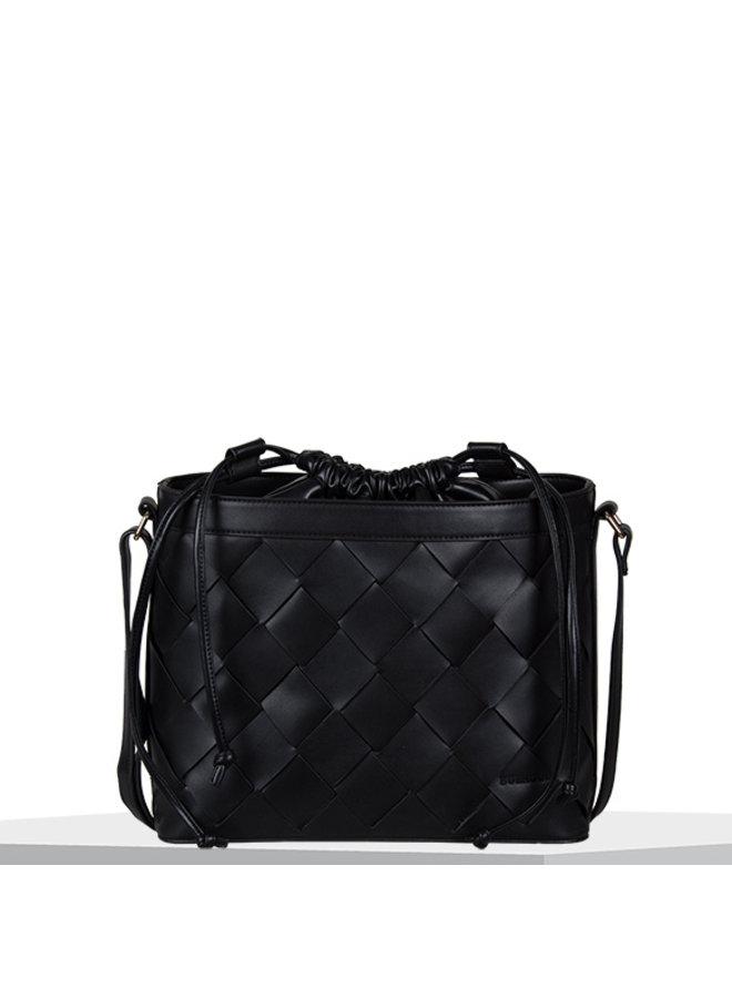 Crossbody tas Block (zwart)