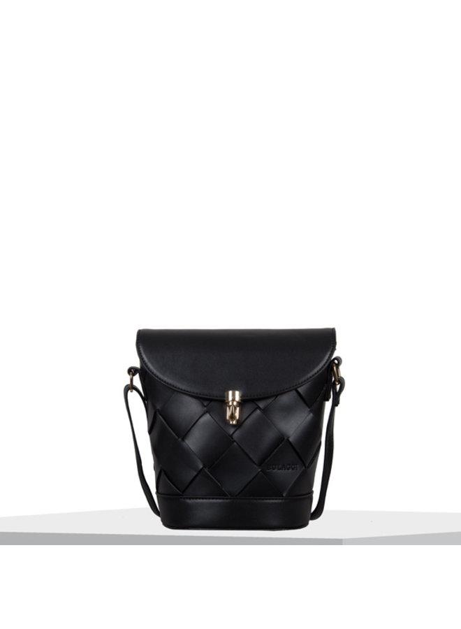 Crossbody bag Block (black)