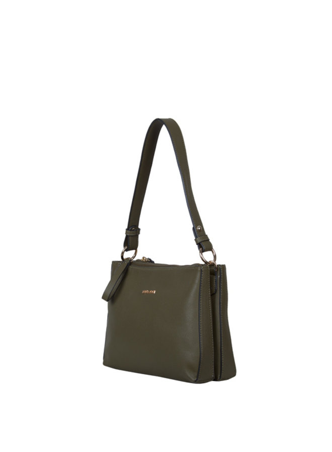 Crossbody bag Basalt (khaki green)