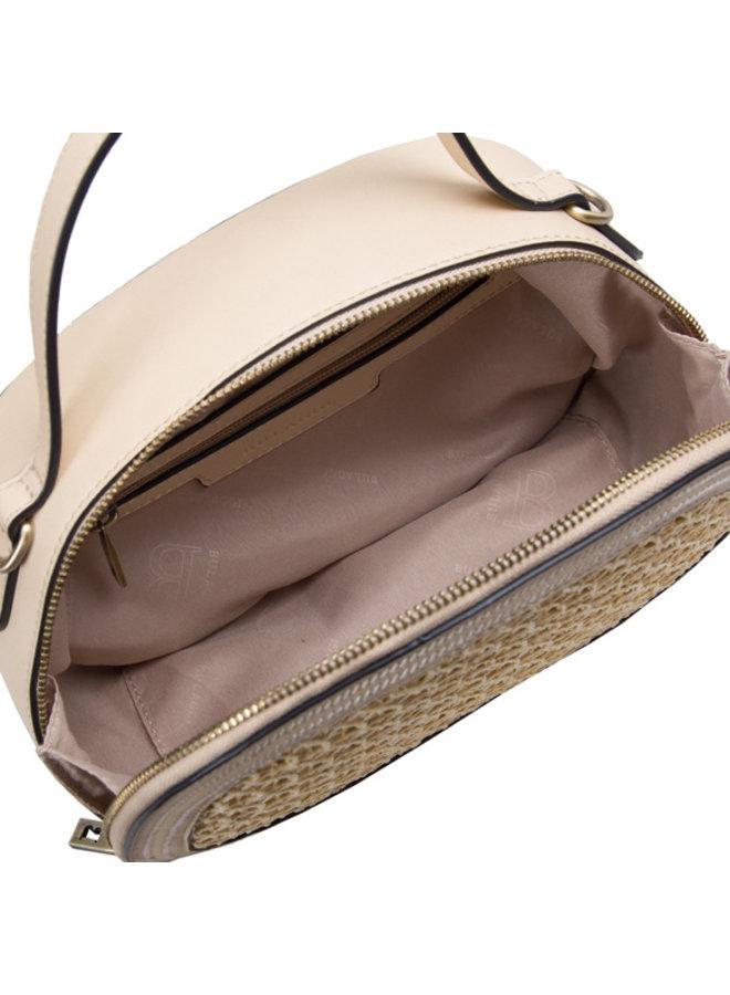 Crossbody bag Atomic (natural)