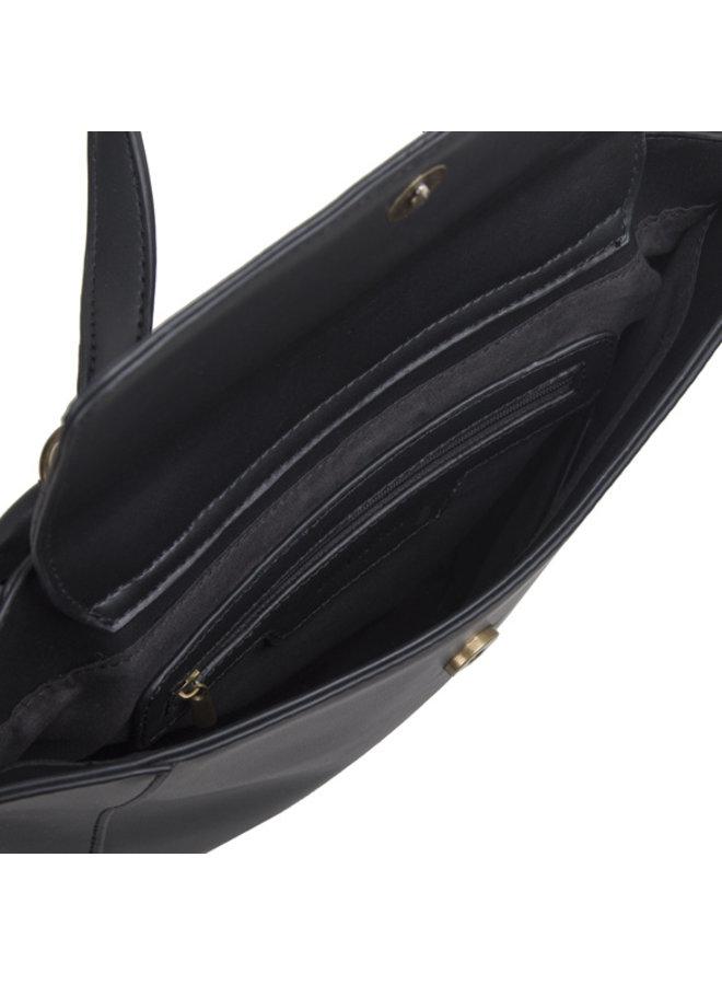 Crossbody tas Acorn (zwart)