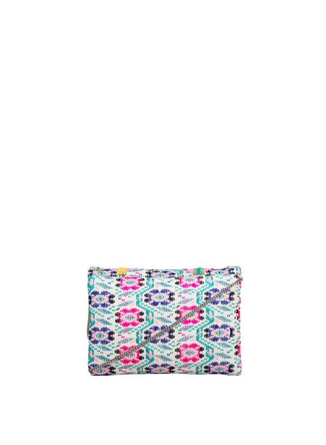 Clutch bag Party (multicolour)