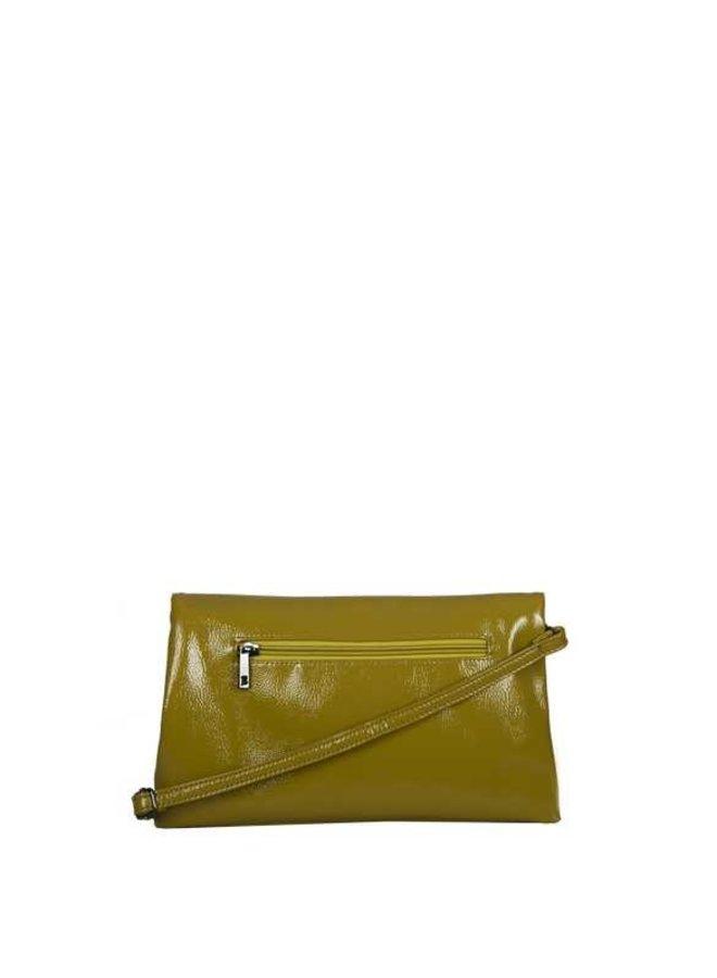 Clutch bag Acacia (lime)