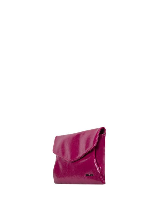 Clutch bag Acacia (fuchsia)