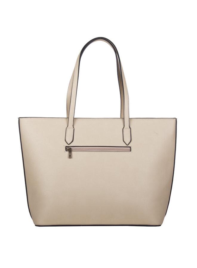 Shopping bag Atomic (natural)