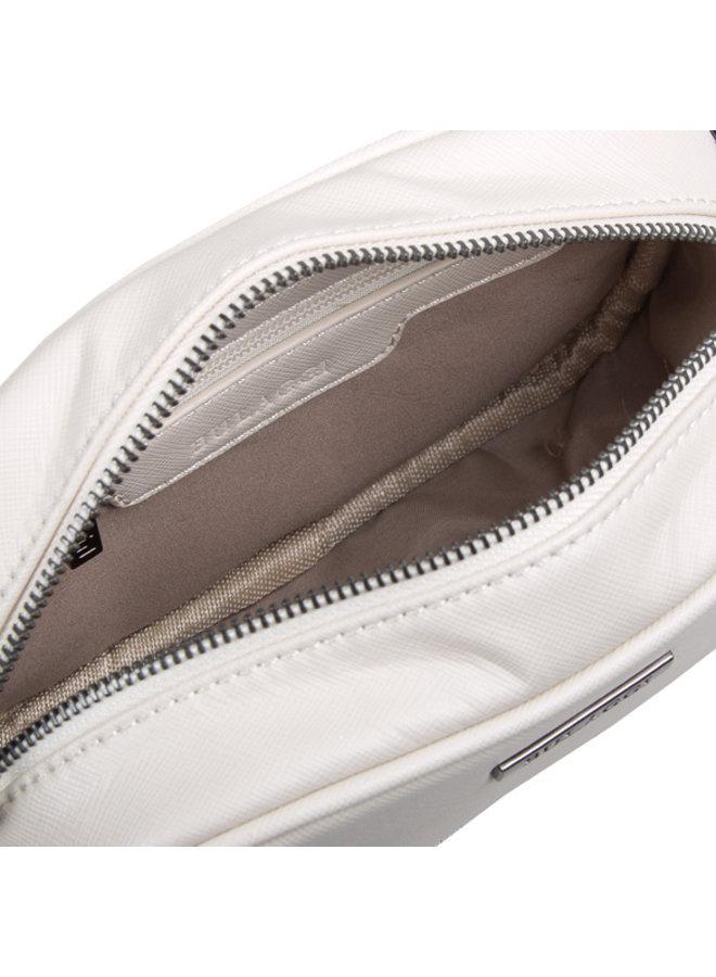 Crossbody bag Gauze (bone)