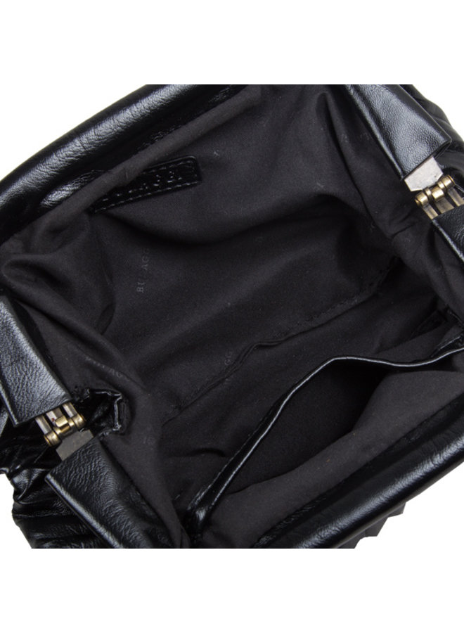 Crossbody bag Pleaty (black)