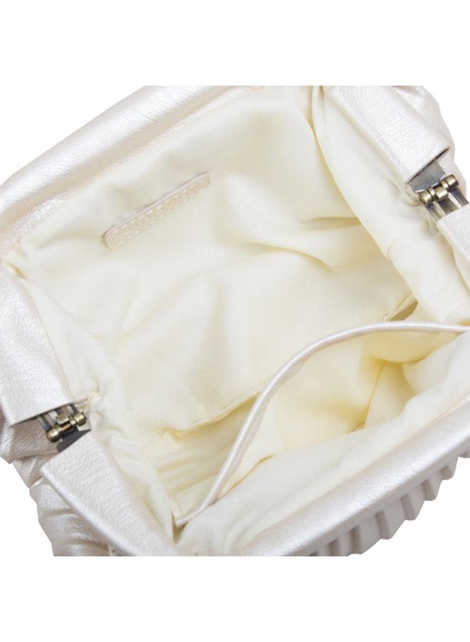 Crossbody bag Pleaty (champaigne)