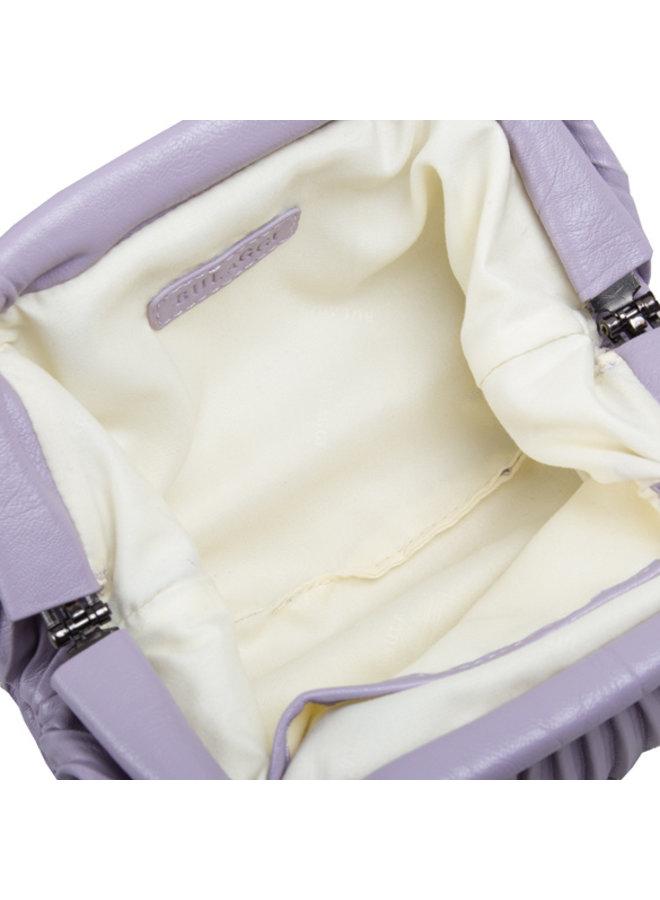 Crossbody bag Pleaty (lilac)